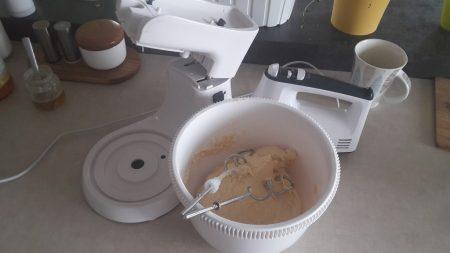 Mikser - haki do wyrabiania pieczywa