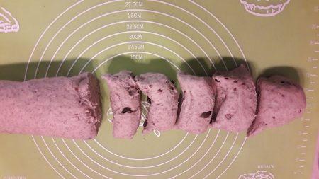 Bułki pszenno-razowe z pestkami dyni