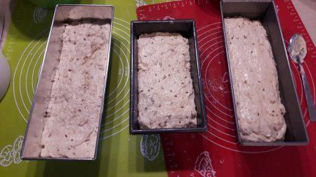 Chleb pszenny - wyrastania ciasta