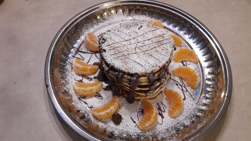 Pancakes na maślance