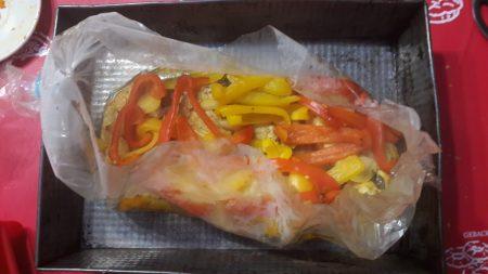 Pierś z kurczaka w sosie pomarańczowo-śmietanowym 0 0 0