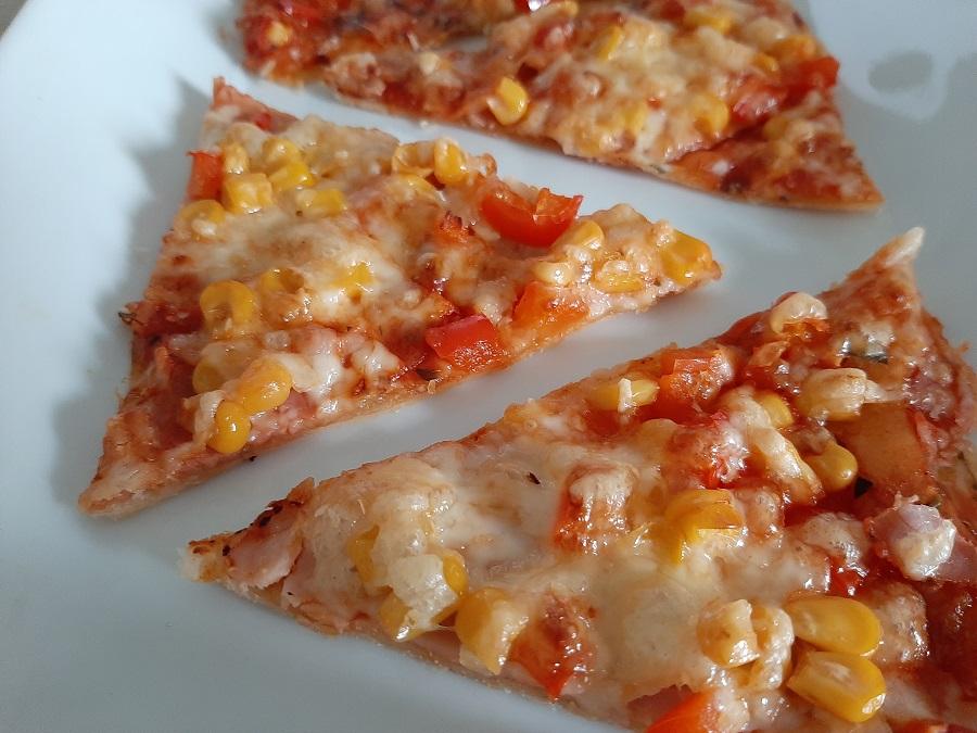 Pizzerinka (maxi) na cieście francuskim