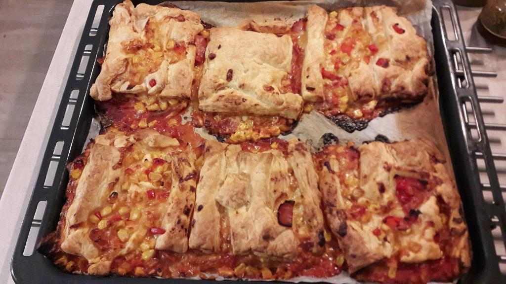 Pizzerinka pod pierzynką