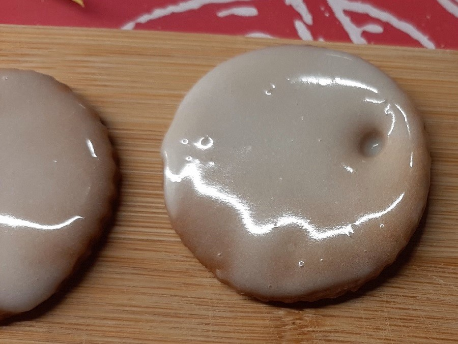 Glazura do pierniczków i ciastek