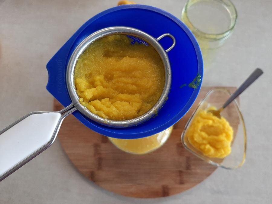 Cytrynowy syrop na odporność z miodem, czosnkiem i imbirem