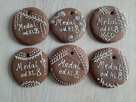 Piernikowe medale