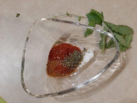 Marynata ziołowa do karkówki z grilla
