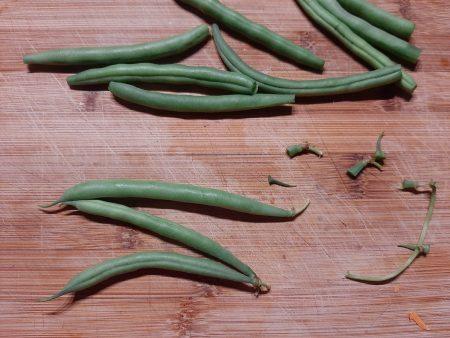 Jak mrozić fasolkę szparagową