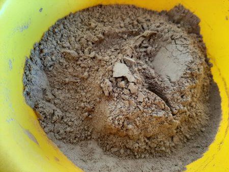 Kakaowy biszkopt z 4 jaj na dużą blachę